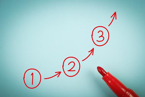 In 3 stappen naar meer werkplezier (ook in 6 min. podcast)